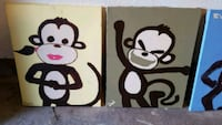 Monkeys  Webster, 77598