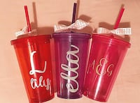 Personalized tumblers and water bottles Lynchburg, 24502