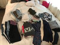 Women's assorted clothing lot