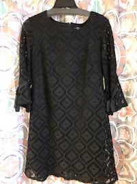 Black Dress Size 16 Charleston, 25313