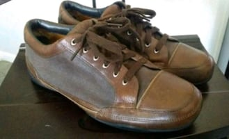 3 pairs of lifestyle shoes (Mens 10 - 10.5)