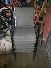 7 Chairs for sale  Laval, H7X 1P9