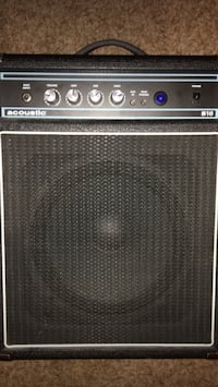 used guitar amp 10w for bass for sale in olathe letgo. Black Bedroom Furniture Sets. Home Design Ideas