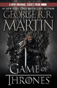 A Game of Thrones  (A Song of Ice and Fire #1)  COLOMBO