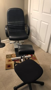 Pedicure Chair and Stool Ashburn, 20147