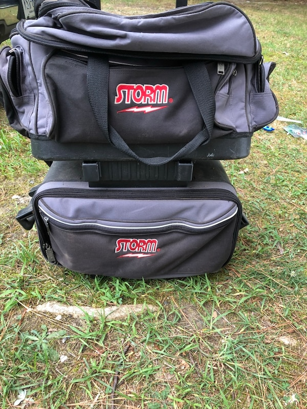 Stormfour Ball Bowling Bag With Two