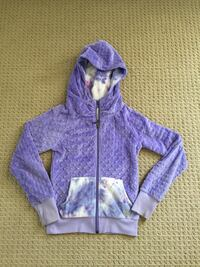Triple flip hoodies. Size three(8-10) only a fraction of the cost of brand new Edmonton, T6R 0B1