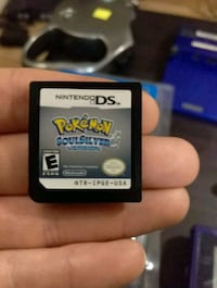 Nintendo DS Pokemon game cartridge Niagara Falls, L2G 7X5