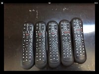 5- NEW XFINITY / COMCAST REMOTE CONTROLS..... CHECK OUT MY PAGE FOR MO