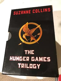 """The hunger games """
