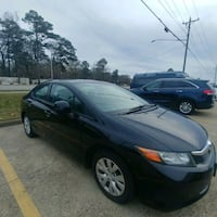 2012 Honda Civic LX Auto Chesapeake