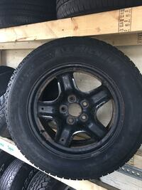Chevy Equinox,  GMC Terrain winter tires and rims