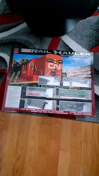 Canadian Rail Hauler Electric Train Set  Toronto, M8W 1Y3
