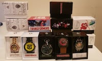 New Novelty Watches (11) Coquitlam