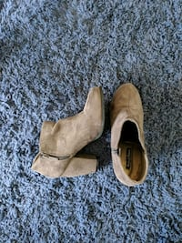 Grey Booties Lusby, 20657
