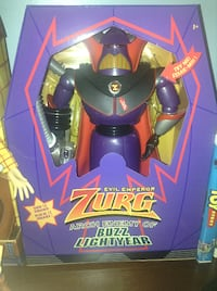 Toy Story Zurg Talking Action Figure Toronto