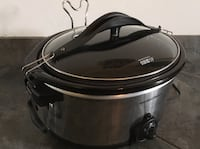 black and gray Crock-Pot slow cooker Montréal, H7N