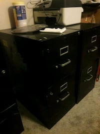 2 drawer filing cabinet pick up only West Valley City, 84119
