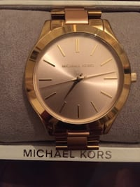 Michael Kors Watch Vaughan, ON, Canada