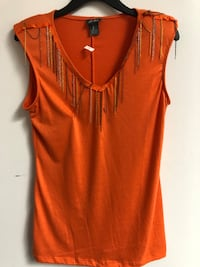 Brand new with tags woman's blouse size large  Clinton Township, 48036