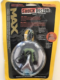 Mouth guard - Youth 10 & under (Shock Doctor) Custom Gel Fit
