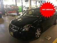 2011 Nissan Sentra Super Black