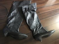 Genuine Leather Boots size 9.5 Toronto, M6S