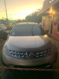 2006 Nissan Murano Washington
