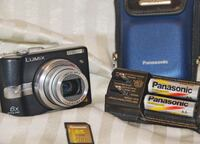 Panasonic Lumix Set (Case / SD Card / Battery / Charger) Toronto