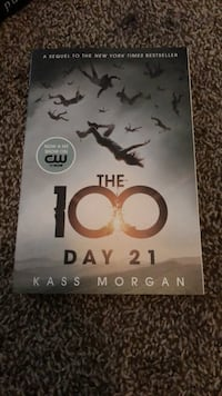 The 100: Day 21 (Book two) by Kass Morgan Winder, 30680