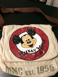 Mickey Mouse Club messenger bag Tustin, 92782