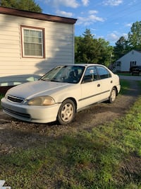 1998 Honda Civic LX 4AT Suffolk