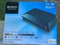 Sony BDP-S3100 Blu-ray Disc Player with Wi-Fi Leesburg, 20176