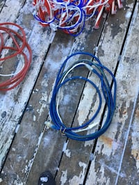 Rope lights for 3 colours