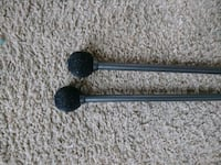 black and gray barbell and dumbbells Meridian, 83646