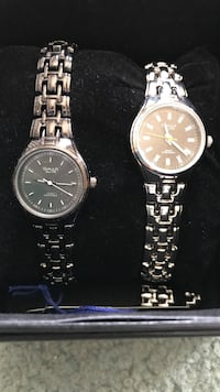 Small watches, never used. Need new batteries. Greenville, 03048