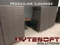 Modular Booths, Private Booths, Restaurant Private Booths.  San Jose, 95112