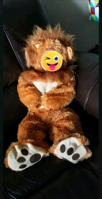 Lion Costume for infant 12-18 months Calgary, T3P 0M6