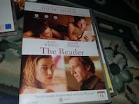 The Reader DVD romantisk drama