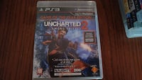 Uncharted 2 PS3 game case New Westminster, V3M 1J9