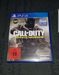 Call of Duty Infinite Warfare PS4 Spieletui