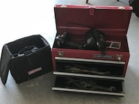 Craftsman tool box , craftsman bag, craftsman drill, misc tools take it all for $85 Mississauga, L4V 1E2