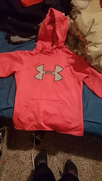 Childs under armour hoodie