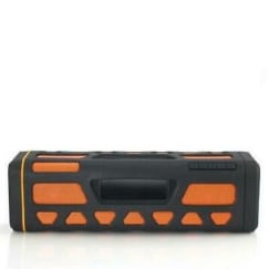 Blackweb Soundboom Rugged Splashproof Wireless Speaker - BRAND NEW -