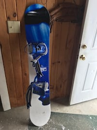 Ride catalyst all mountain snowboard size 152cm Andover, 03216