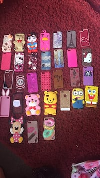iphone 5,5s,se cases+popscocket Washington, 20024