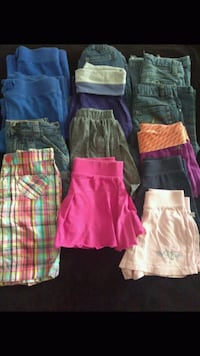 Girls Clothes - Size 6/6X Bakersfield, 93311