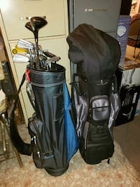 black and blue golf bag Berkeley Heights, 07922