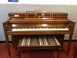 Wm. Knabe & Co.  upright piano