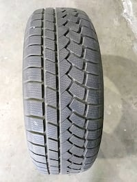 Set of Continental winter tires 235 60 18 Toronto, M3J 2P1